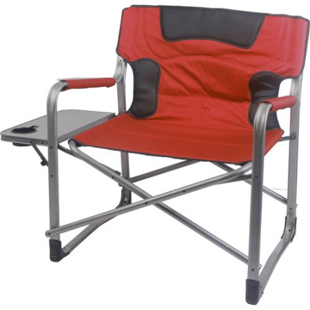 red-small-camping-chairs-folding
